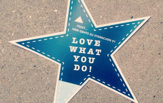 Sterne des Südens - Love what you do!