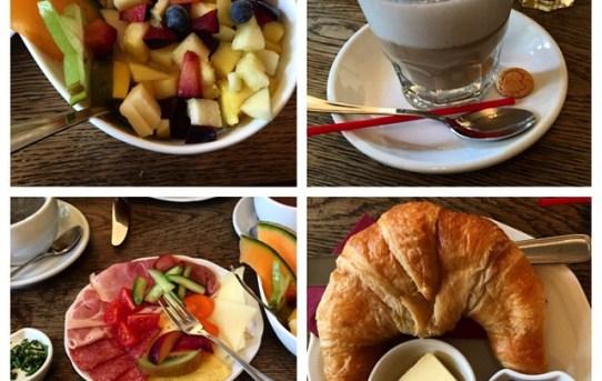 Sonntagen im Café Seyffer's