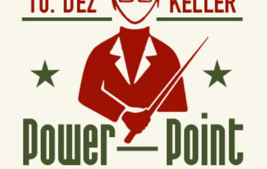 Auf in die Folienschlacht: PowerPoint Karaoke im Keller Klub