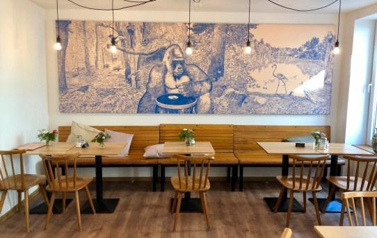 Neu im Westen: Café Gustav