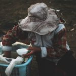 penjual bubur