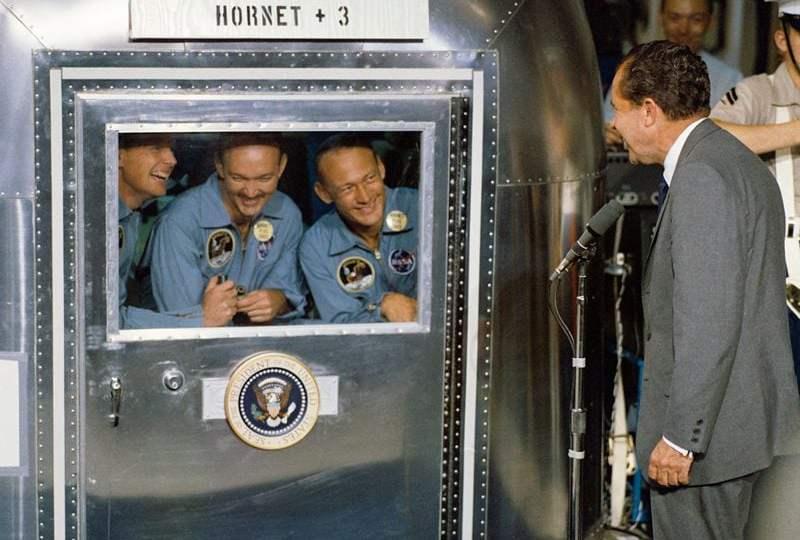 foto bersama pejabat negara