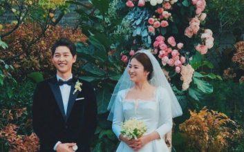 Song Joong Ki dan Song Hye Kyo Cerai