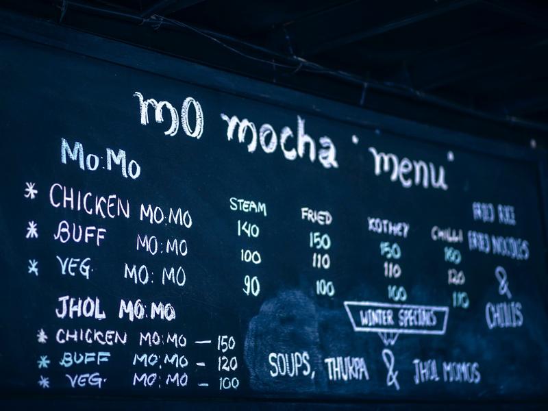 Harga Menu Makanan Berbahasa Inggris Yang Selalu Lebih Mahal Di