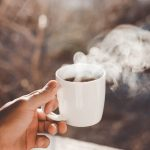 kopi dan senja