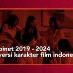 kabinet indonesia kerja versi film