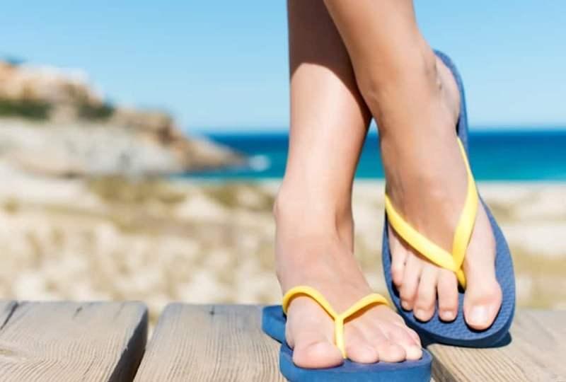Kesialan Saya Ketika Menggunakan Sandal Jepit