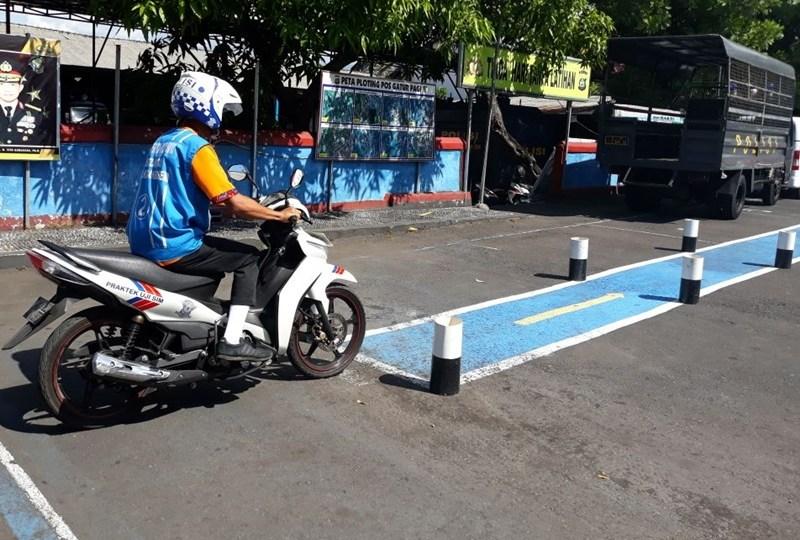Pejuang Tes SIM Garis Lurus, Sudah Saatnya Menggugat!