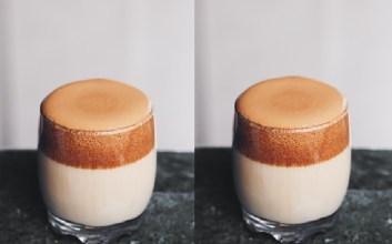 resep dalgona coffee cara bikin bahan kopi viral mudah cara masak karantina social distancing physical distancing mojok.co