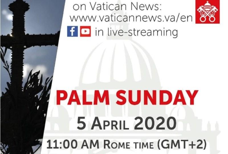 misa online minggu palma paskah jumat agung vatikan roma streaming mojok.co