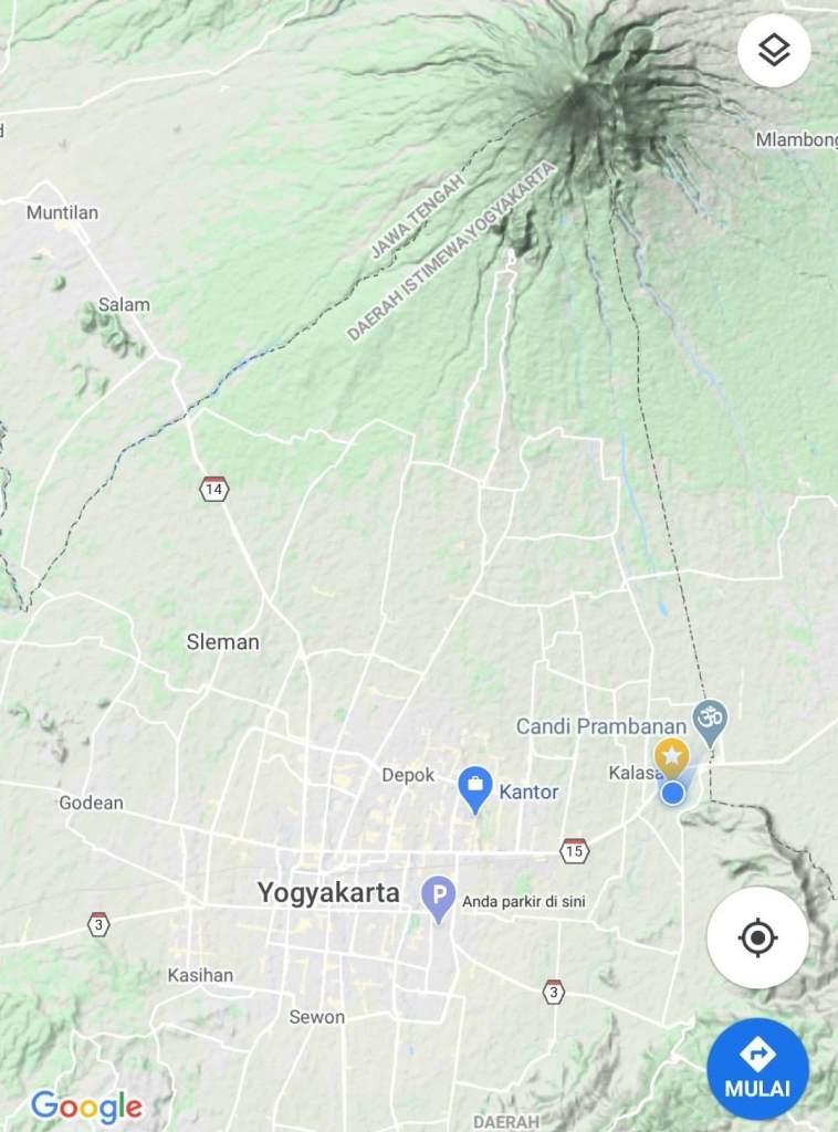 cara mengetahui arah mata angin dan jalan di yogyakarta jogja mojok.co credit penjahat gunung