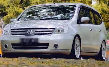 Nissan Grand Livina MOJOK.CO
