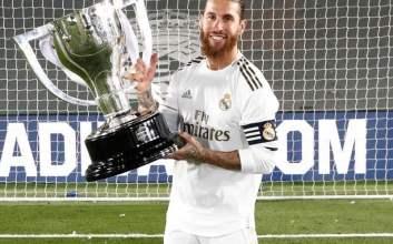 Sergio Ramos Real madrid mojok