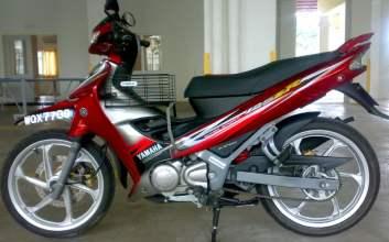 Yamaha 125 ZR MOJOK.CO