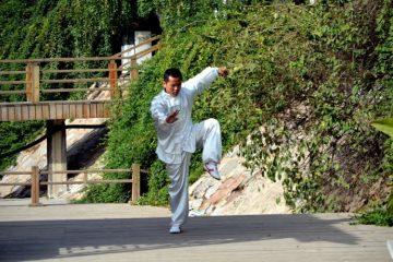 Ahok, Wing Chun, dan Perguruan Kungfu Miliknya