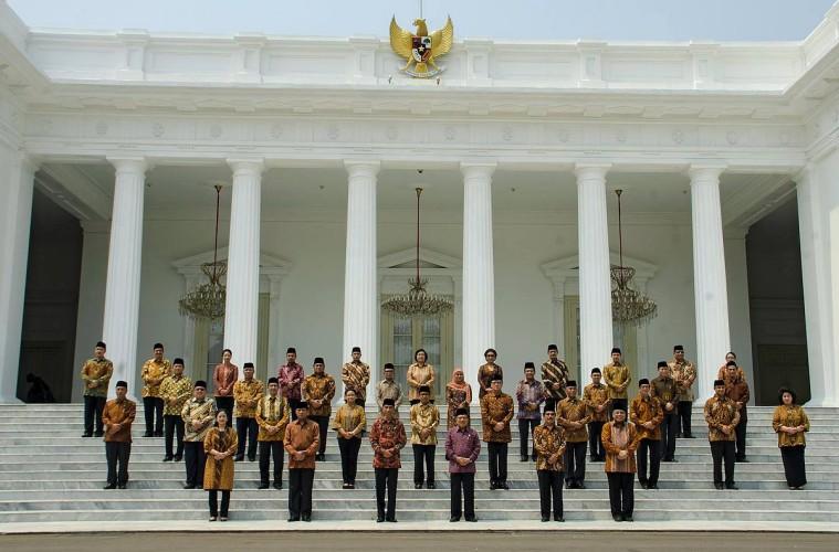 Kabinet Rock n Roll Jokowi