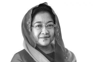 Ibu Megawati yang Konsisten sampai Pikun