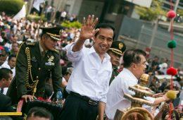 Drama Jokowi sebagai Cowok yang Tak Kunjung Nembak