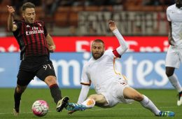 Setelah Il Grande Partita Milan-Roma