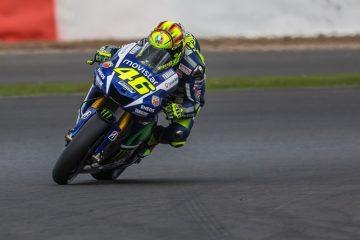 Manunggaling YZR-M1 dan Valentino Rossi di MotoGP