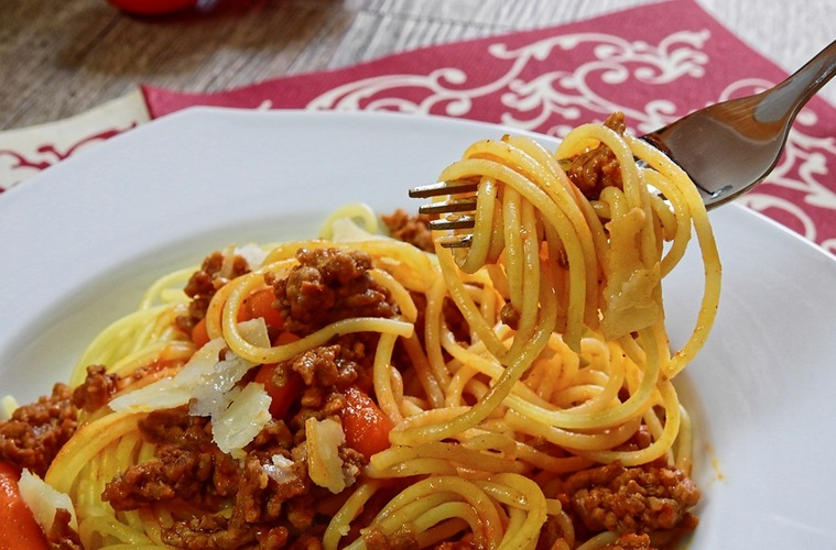 Betapa Tidak Enaknya Spaghetti ala Jokowi