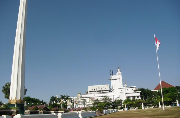 Surabaya, Air Mata, dan Kamu