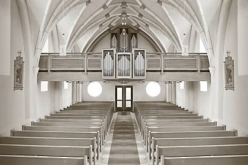 Jumatan di Kampus Kristen
