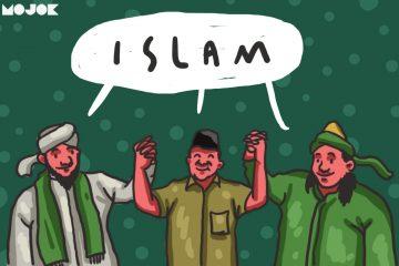 Saudaraku, Tak Bisakah Kita Bersaudara Dalam Satu Jenis Islam Saja?