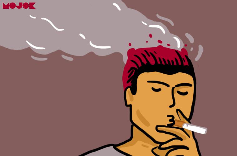 Inilah Rahasia Kecerdasan Kaum Perokok