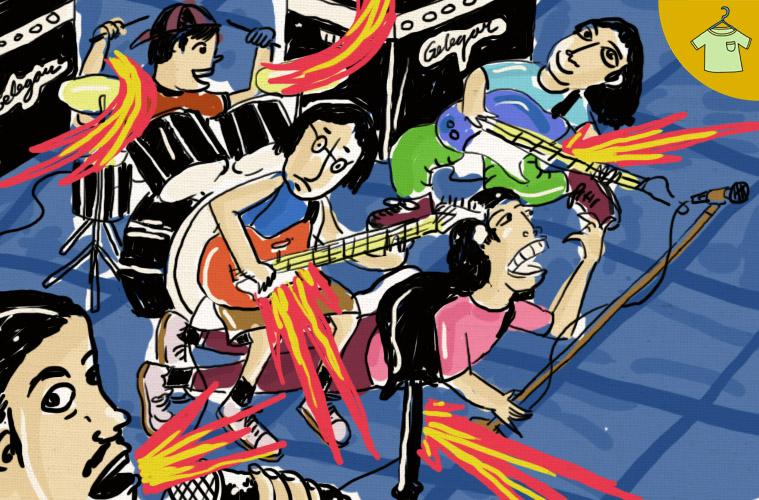 Dresscode Band Indie