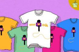 Kaus Sponsor dan Nasib Jadi Anak Wartawan