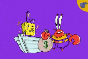 Berapa Sih Gaji SpongeBob di Krusty Krab?