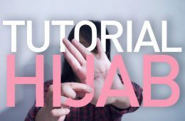 tutorial hijab ala mojok