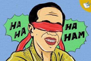 170919 Esai berhenti memaklumi Jokowi untuk penuntasan HAM