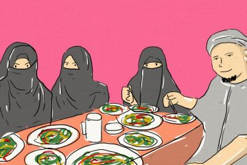arifin ilham poligami