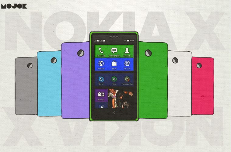 Sebenarnya Nokia X Itu Gajet Android Apa Windows Phone Sih