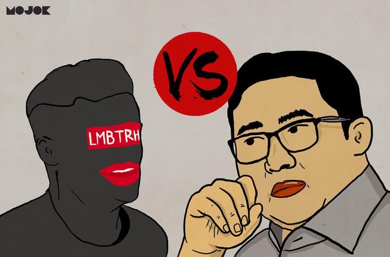 Fadli-Zon-vs-Lambe-Turah-MOJOK.CO