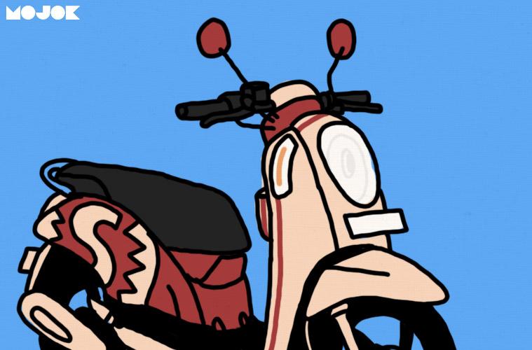 Honda Scoopy Adalah Pelarianku Dari Keinginan Punya Vespa Mojokco