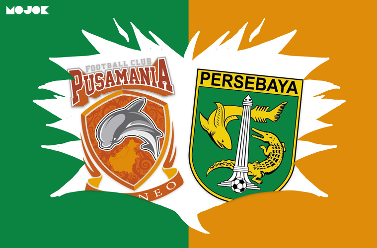 Liga-1-Borneo-vs-Persebaya-MOJOK.CO