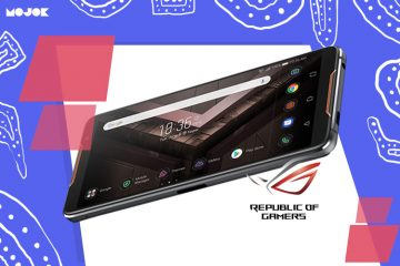ASUS ROG Phone - Mojok.co