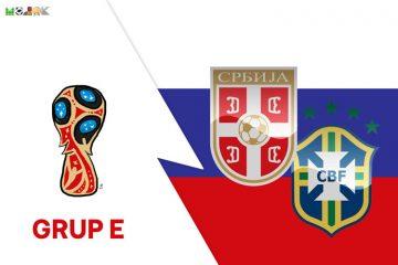 Prediksi Serbia vs Brasil: Menang Pilu, Kalah Malu