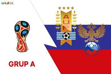 Prediksi Uruguay vs Rusia: Mewaspadai Cross Counter Uruguay