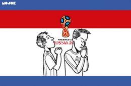 Melihat Tuhan di Piala Dunia