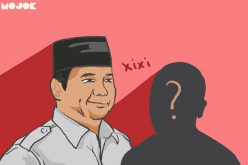 Prabowo Menyatakan Sudah Mengantongi Nama Cawapres Pendamping Dirinya
