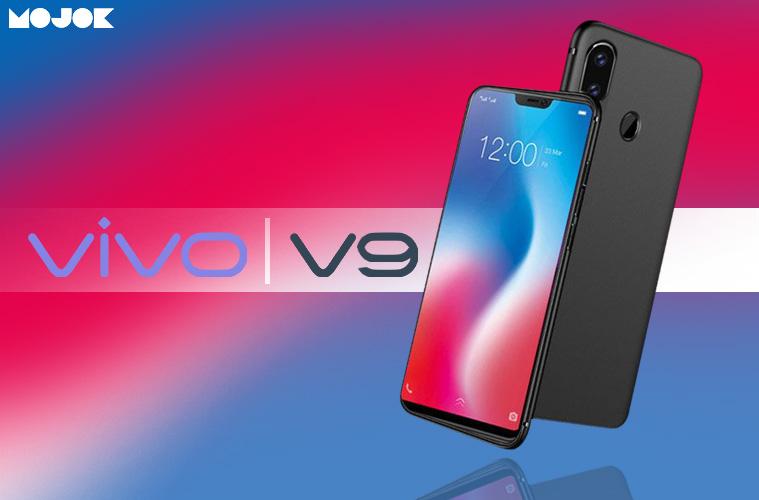 Vivo V9 6GB: Serupa Vivo V9 Tapi Beda Chipset dan Kapasitas RAM