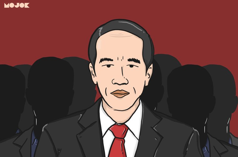 Sidang MK Hari Ini Akhirnya Membuat Jokowi Menangis
