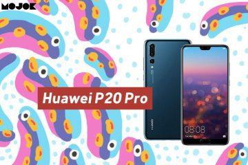 Tiga Fitur Penting Huawei P20 Pro