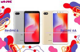 Redmi 6 vs Redmi 6A - Mojok.co