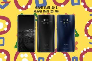 Huawei Mate 20 Pro Punya Spesifikasi Kamera 'Monster'