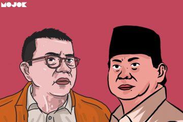 Prabowo Isyaratkan Berikan Jabatan Wagub DKI pada M. Taufik, Akankah PKS Kembali Kena PHP?